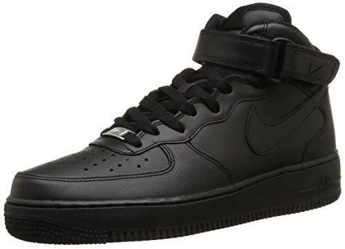 nike air force 1 schwarz
