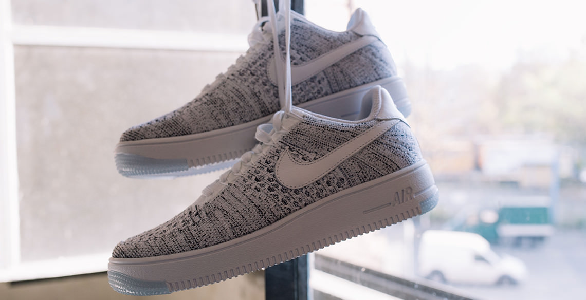 nike air force flyknit