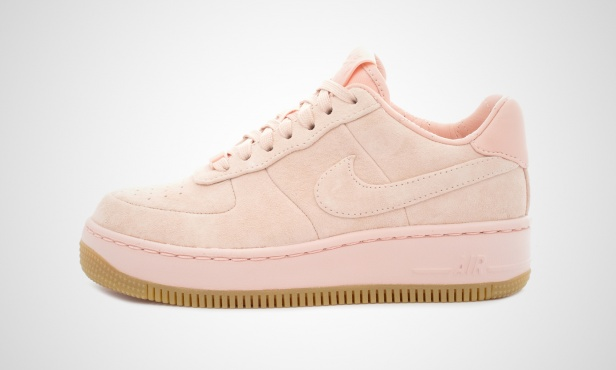 nike air force rosa