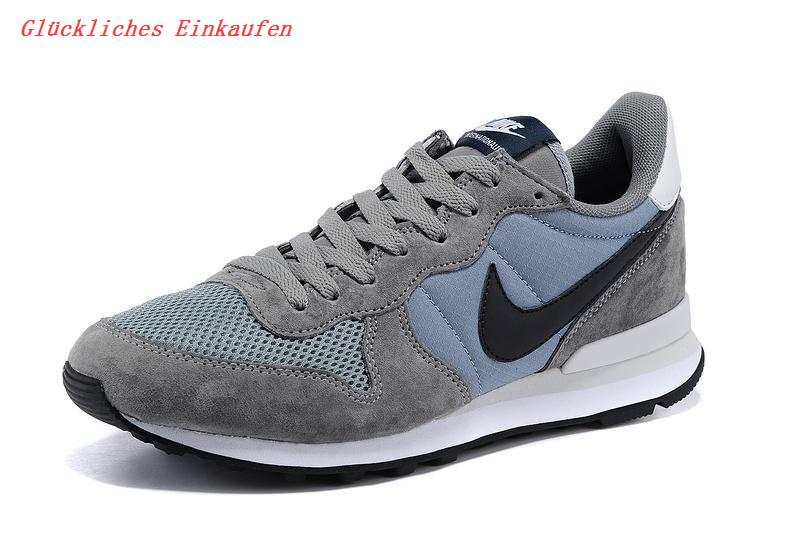 nike internationalist damen grau